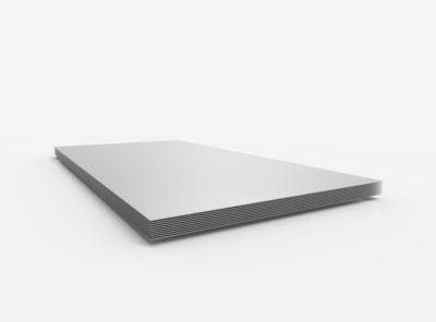 Aluminium Blech AlMg3 (5754 – Foliert)