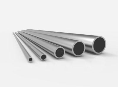 Aluminium Rundrohre (AlMgSi0,5 – 6060)
