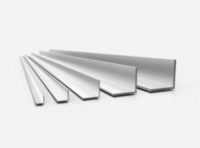 Aluminium Winkel gleich (AlMgSi0,5 – 6060)