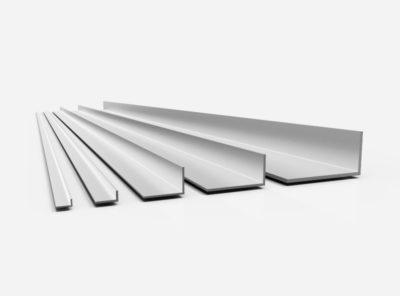Aluminium Winkel ungleich (AlMgSi0,5 – 6060)